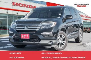 Used 2017 Honda Pilot EX-L NAVI | Automatic for sale in Whitby, ON