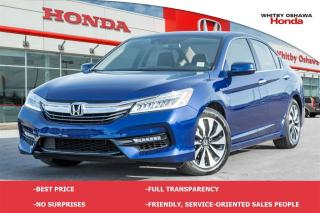 Used 2017 Honda Accord Hybrid Touring | Automatic for sale in Whitby, ON