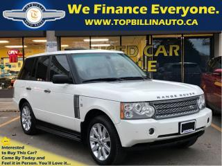 Used 2006 Land Rover Range Rover SuperCharged for sale in Concord, ON