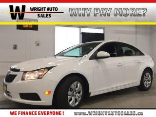 Used 2014 Chevrolet Cruze 1LT|LOW MILEAGE|BLUETOOTH|39,247 KMS for sale in Cambridge, ON