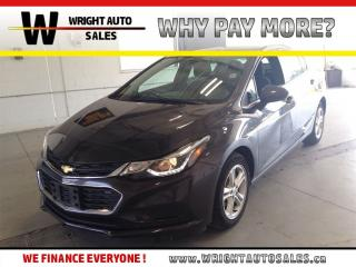 Used 2017 Chevrolet Cruze LT|BACKUP CAMERA|TRACTION CONTROL|41,297 KMS for sale in Cambridge, ON