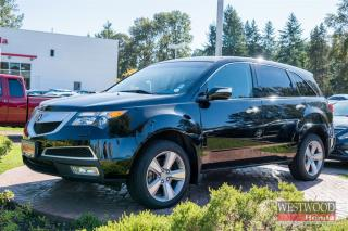 Used 2012 Acura MDX SH-AWD (A6) for sale in Port Moody, BC