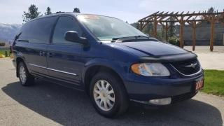 Used 2001 Chrysler Town & Country LXi for sale in West Kelowna, BC