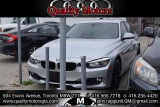 Used 2013 BMW 328 i xDrive (A8) for sale in Etobicoke, ON