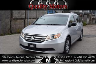 Used 2012 Honda Odyssey EX-L w/RES (A5) for sale in Etobicoke, ON