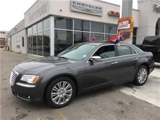 Used 2014 Chrysler 300C AWD..V8..Loaded for sale in Burlington, ON
