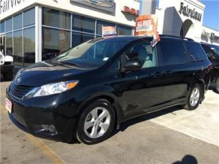 Used 2017 Toyota Sienna LE 8 PASSENGER for sale in Burlington, ON