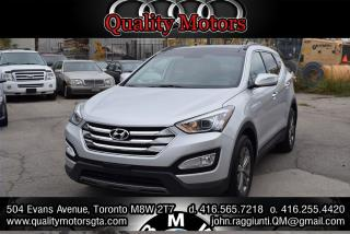 Used 2014 Hyundai Santa Fe Sport 2.4 Luxury for sale in Etobicoke, ON