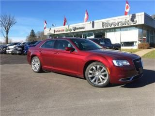 Used 2017 Chrysler 300 Touring  for sale in Cornwall, ON
