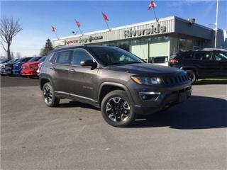 Used 2017 Jeep Compass Trailhawk for sale in Cornwall, ON
