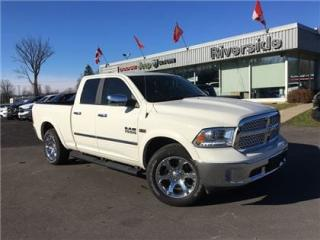 Used 2017 Dodge Ram 1500 Laramie for sale in Cornwall, ON