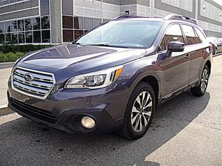 Used 2015 Subaru Outback Limited,Navi,Cam,Leath,Blind Spots for sale in Aurora, ON