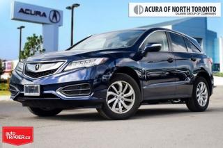 Used 2017 Acura RDX Tech at Black Friday Pricing ON NOW Navi|Backup CA for sale in Thornhill, ON