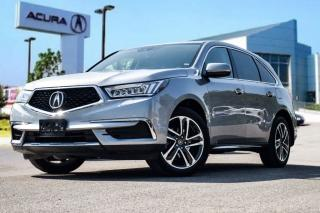 Used 2017 Acura MDX Navi Accident Free|Navigation| Backup Camera|Power for sale in Thornhill, ON
