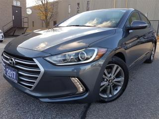Used 2017 Hyundai Elantra GL-heated steerin-rear cam-Bluetooth for sale in Mississauga, ON