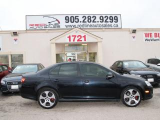 Used 2008 Volkswagen Jetta GLi, Sunroof, Leather, WE APPROVE ALL CREDIT for sale in Mississauga, ON