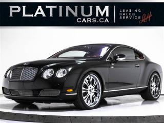 Used 2004 Bentley Continental GT W12, NAVI, HEATED  LEATHER, WOOD TRIM for sale in Toronto, ON