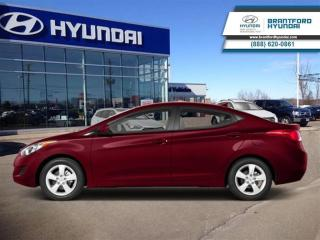Used 2013 Hyundai Elantra Limited -  Cruise Control for sale in Brantford, ON
