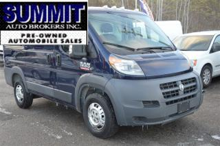Used 2014 RAM 1500 ProMaster Low Roof for sale in Richmond Hill, ON