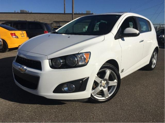 Used 2014 chevrolet sonic lt manual rear parking assist for Sun motor cars used inventory