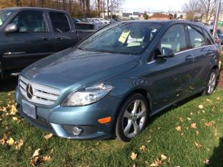 Used 2014 MERCEDES BENZ B-Class B 250 Sports Tourer  - $130.27 B/W for sale in Woodstock, ON