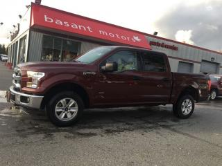 Used 2016 Ford F-150 EcoBoost, XLT, A/C, Power Windows/Locks! for sale in Surrey, BC