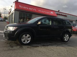 Used 2017 Dodge Journey 7 Passenger, A/C, Power Windows/Locks!! for sale in Surrey, BC