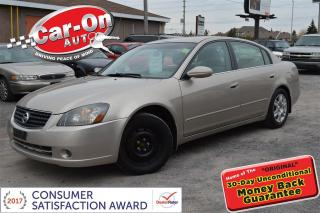 Used 2006 Nissan Altima 2.5 S AUTO A/C CRUISE POWER GROUP for sale in Ottawa, ON