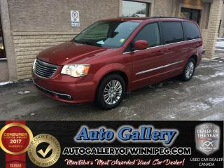 Used 2015 Chrysler Town & Country TOURING for sale in Winnipeg, MB