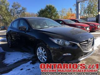 Used 2015 Mazda MAZDA3 GS / SKY/ HEATED SEATS / ONE OWNER!!!!-TORONTO for sale in North York, ON