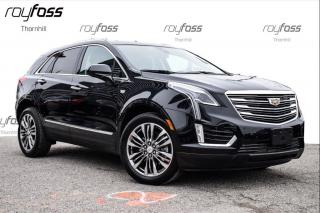 Used 2017 Cadillac XT5 Premium Luxury AWD Nav Roof Tow Pkg for sale in Thornhill, ON
