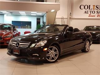 Used 2011 Mercedes-Benz E-Class E350-NAVIGATION-CAMERA for sale in York, ON