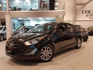 Used 2016 Hyundai Elantra SPORT-SE-AUTO-SUNROOF-REAR CAM-ONLY 72KM for sale in York, ON