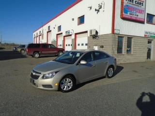 Used 2014 Chevrolet Cruze 1LT for sale in Sudbury, ON