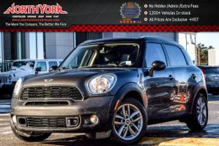 Used 2012 MINI Cooper Countryman S ALL4|Manual|Keyless_Go|Heat Frnt.Seats|Trac.Cntrl for sale in Thornhill, ON