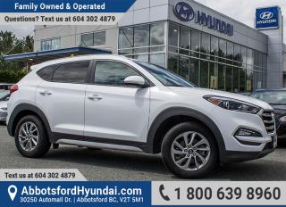 Used 2017 Hyundai Tucson Premium EXCELLENT CONDITION, BC OWNED & ACCIDENT FREE for sale in Abbotsford, BC