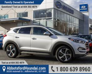 Used 2017 Hyundai Tucson Limited ACCIDENT FREE for sale in Abbotsford, BC