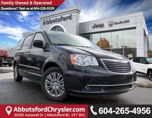 Used 2016 Chrysler Town & Country Touring-L *ACCIDENT FREE* for sale in Abbotsford, BC