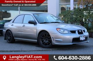 Used 2006 Subaru Impreza 2.5 i B.C OWNED for sale in Surrey, BC