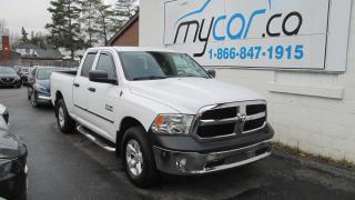Used 2013 Dodge Ram 1500 ST for sale in Richmond, ON