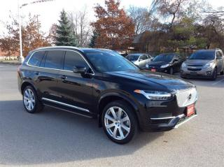 Used 2017 Volvo XC90 Hybrid T8 Inscription..Hybrid.. for sale in Milton, ON