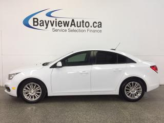 Used 2015 Chevrolet Cruze - TURBO|CHROMES|REM STRT|REV CAM|MY LINK|CRUISE! for sale in Belleville, ON