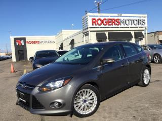 Used 2013 Ford Focus HATCH TITANIUM - 5SPD for sale in Oakville, ON