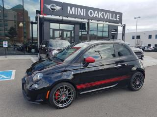 Used 2015 Fiat 500 Hatchback Abarth *AUTOMATIC*, Abarth, heated seats, Beats Audio, Sunroof for sale in Oakville, ON
