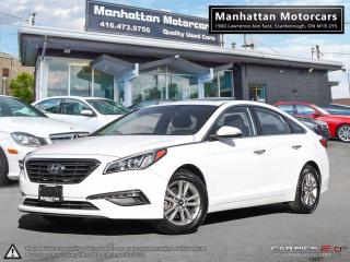 Used 2017 Hyundai Sonata GLS |SUNROOF|WARRANTY|CAMERA|PHONE|32,000KM for sale in Scarborough, ON