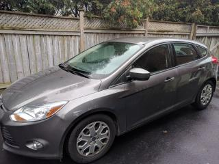 Used 2012 Ford Focus SE Hatchback for sale in Waterdown, ON