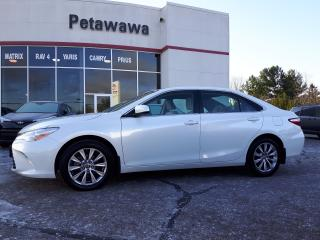 Used 2016 Toyota Camry XLE 4 CYL with Blind Spot Monitor for sale in Ottawa, ON