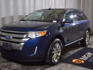 Used 2012 Ford Edge SEL for sale in Red Deer, AB