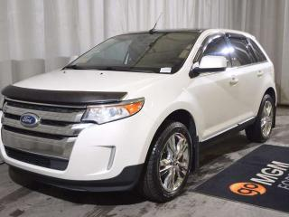 Used 2011 Ford Edge Limited for sale in Red Deer, AB