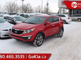Used 2014 Kia Sportage SX 4dr All-wheel Drive for sale in Edmonton, AB